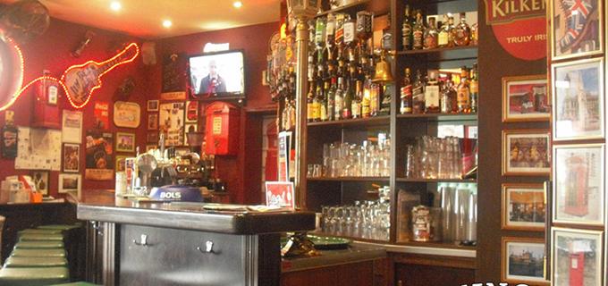 Birmingham bar Frankfurt