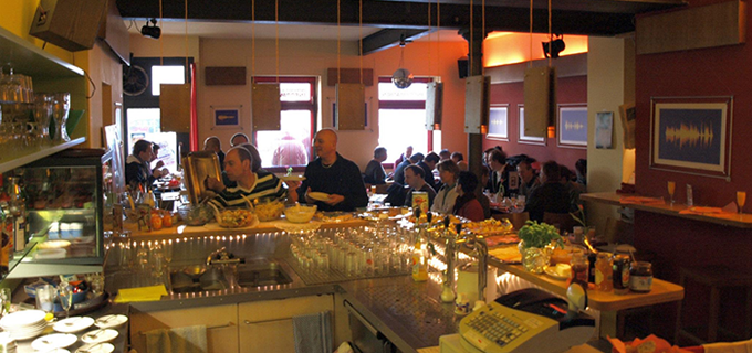 Cafe pendel bonn
