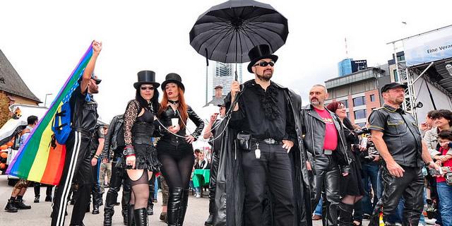 CSD Frankfurt Gay Pride 2021 is one of the bigger German