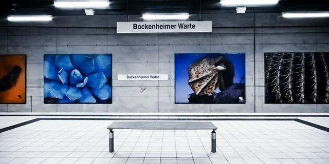 Frankfurt U Bahn