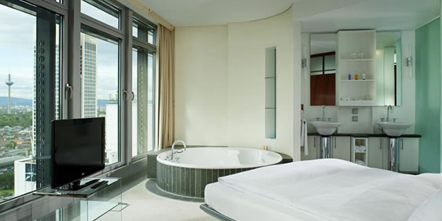 Top 6 hotels gay frankfurt 4u for Design hotel dresden