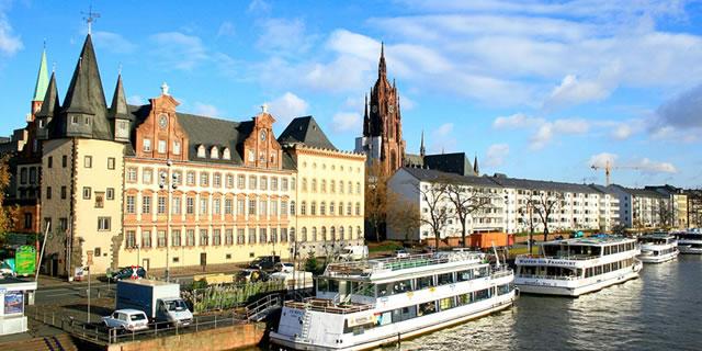 Frankfurt River Cruises